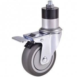 Light/Med. Duty Expanding Adapter Stem Casters (1)