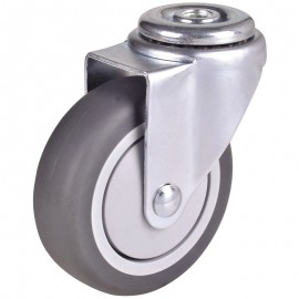 Light/Medium Duty Bolt Hole Casters (1)