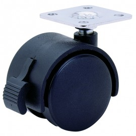LIGHT DUTY CASTERS (5)