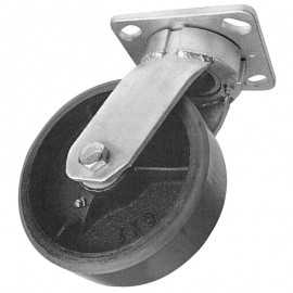 #KP 35 SERIES_MEDIUM/HEAVY DUTY KINGPINLESS SWIVEL CASTERS