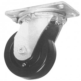 #50 SERIES_HEAVY DUTY DROP FORGED CASTERS