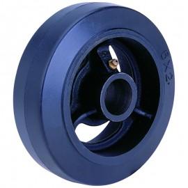 Moldon Rubber Wheels