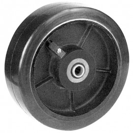 Extra Heavy Duty Polyurethane On Cast Iron Core Wheels
