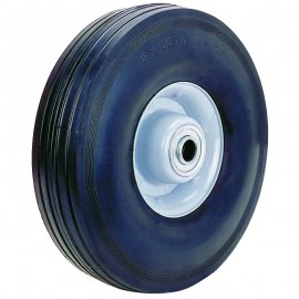 Solid Cushion Semi Pneumatic Wheels