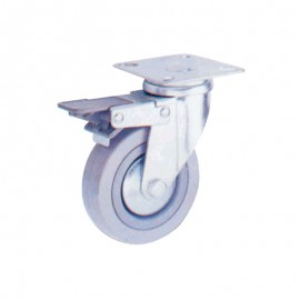 Gray Rubber Castors (1)