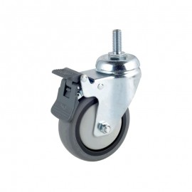 MEDICAL AND HOME CARE-Steel Castors